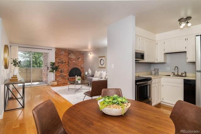 1243 Gaylord Street #408, Denver, CO 80206 (#2794340) :: Kimberly Austin Properties