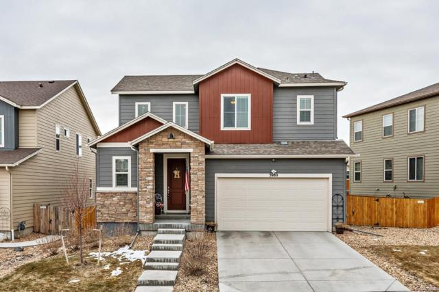 3980 Trail Stone Circle, Castle Rock, CO 80108 (#2799186) :: The DeGrood Team