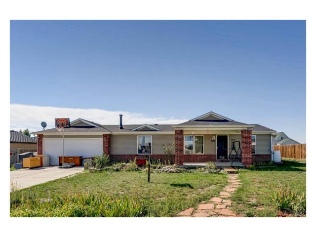 582 Dakota Street, Kiowa, CO 80117 (MLS #2799706) :: 8z Real Estate