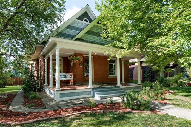 421 E Laurel Street, Fort Collins, CO 80524 (#2800078) :: The Peak Properties Group