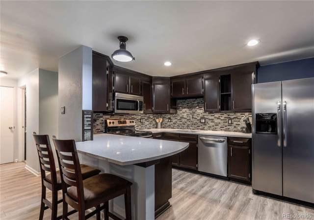 701 Pearl Street #202, Denver, CO 80203 (#2801812) :: The Scott Futa Home Team