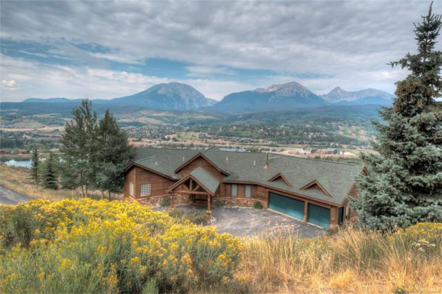 28 Blue Moon Trail, Silverthorne, CO 80498 (MLS #2802459) :: 8z Real Estate