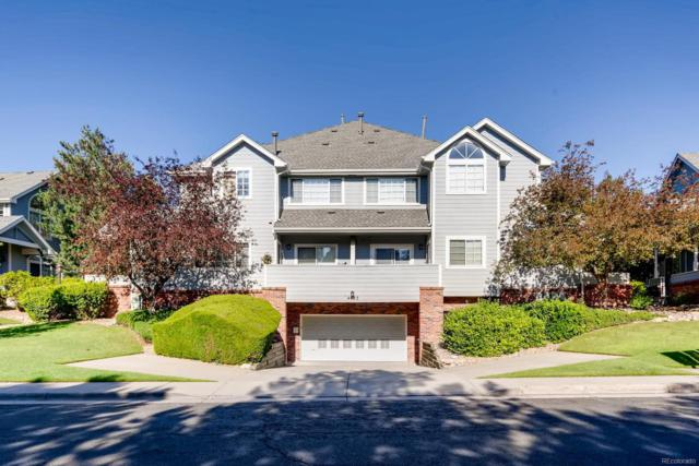 4023 S Carson Street C, Aurora, CO 80014 (#2802548) :: The Healey Group