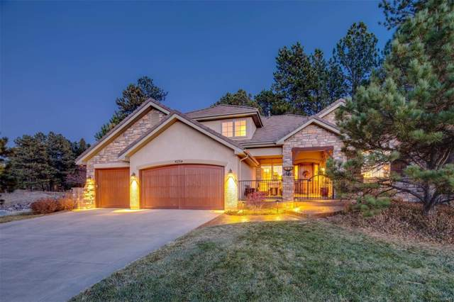 5270 Red Pass Lane, Castle Rock, CO 80108 (#2803069) :: Mile High Luxury Real Estate