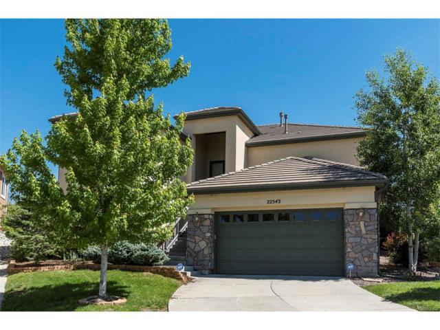 22543 E Peakview Place, Aurora, CO 80016 (MLS #2803276) :: 8z Real Estate