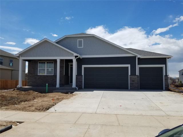 6217 Yellowtail Street, Timnath, CO 80547 (MLS #2806007) :: Bliss Realty Group