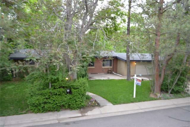 1060 Zinnia Street, Golden, CO 80401 (#2807323) :: My Home Team