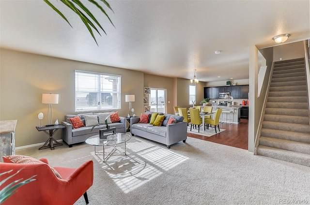 6357 N Halifax Court, Aurora, CO 80018 (#2810557) :: Bring Home Denver with Keller Williams Downtown Realty LLC