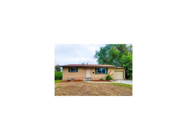 12427 E Alaska Place, Aurora, CO 80012 (MLS #2813624) :: 8z Real Estate