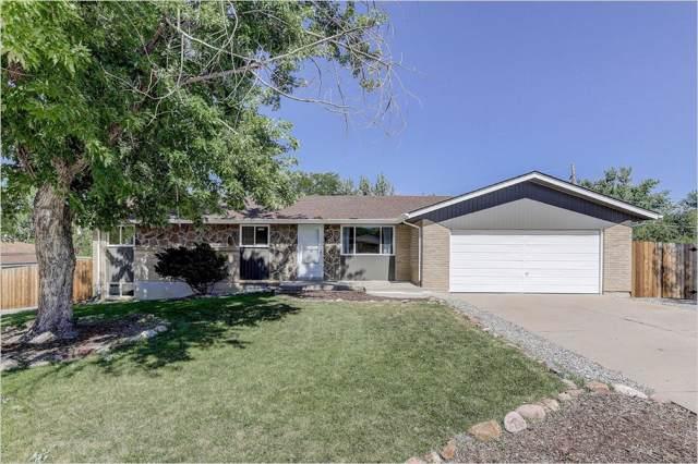 746 Zinnia Street, Lakewood, CO 80401 (MLS #2814315) :: 8z Real Estate