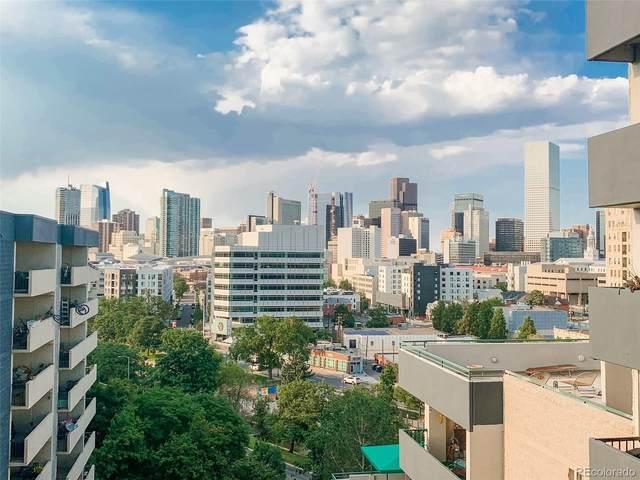601 W 11th Avenue #1014, Denver, CO 80204 (MLS #2814634) :: 8z Real Estate
