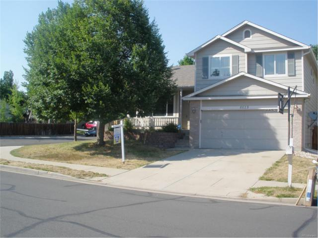 5519 W 115th Avenue, Westminster, CO 80020 (MLS #2814985) :: 8z Real Estate