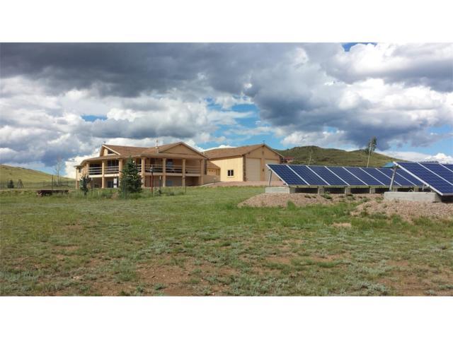 60860 Hwy 69, Westcliffe, CO 81252 (MLS #2818313) :: 8z Real Estate