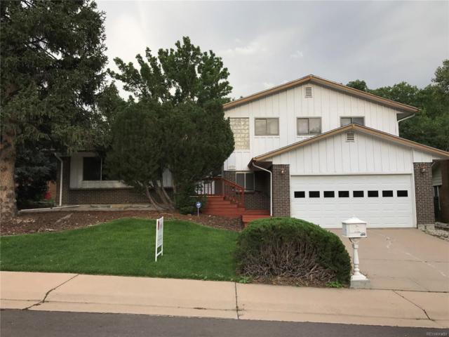 4164 S Valentia Street, Denver, CO 80237 (MLS #2818864) :: 8z Real Estate