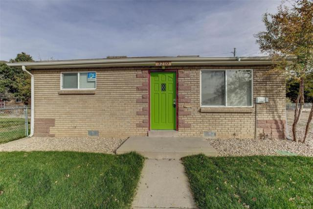 3210 Pontiac Street, Denver, CO 80207 (#2821450) :: My Home Team