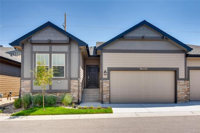 11905 Barrentine Loop, Parker, CO 80138 (#2822734) :: The Healey Group