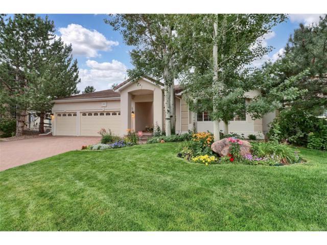 16876 E Weaver Place, Centennial, CO 80016 (MLS #2824638) :: 8z Real Estate