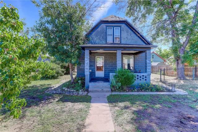 5622 S Cedar Street, Littleton, CO 80120 (#2828230) :: The HomeSmiths Team - Keller Williams