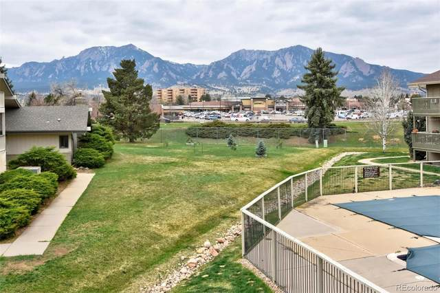 695 Manhattan Drive #13, Boulder, CO 80303 (#2829576) :: The Healey Group