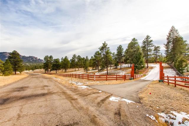 21606 Spring Creek Road, Pine, CO 80470 (#2830567) :: Berkshire Hathaway Elevated Living Real Estate