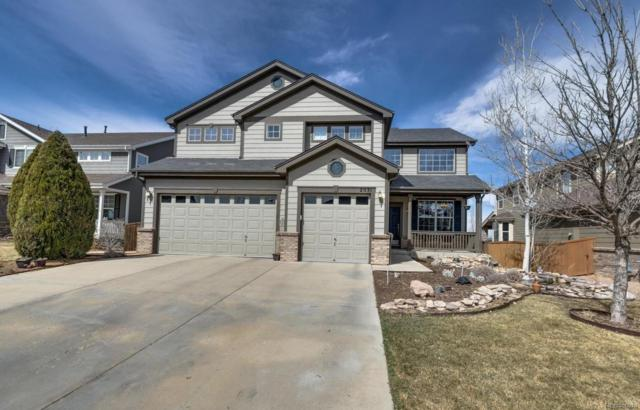 2031 Lodgepole Drive, Erie, CO 80516 (#2832021) :: Compass Colorado Realty