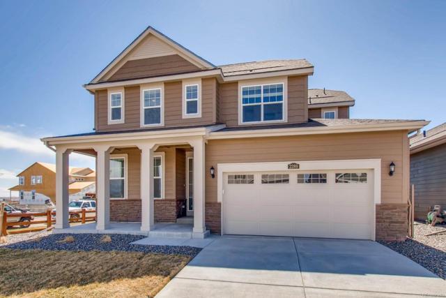2289 Spotswood Street, Longmont, CO 80504 (#2833650) :: The Peak Properties Group