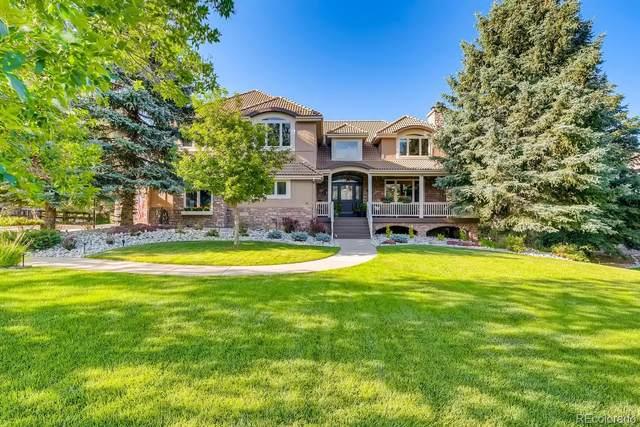 1 Black Bear Lane, Littleton, CO 80127 (MLS #2834151) :: 8z Real Estate
