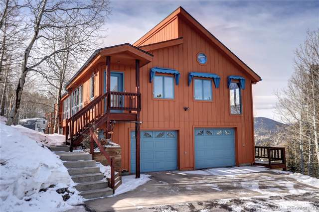 10111 City View Drive, Morrison, CO 80465 (#2836059) :: The Dixon Group