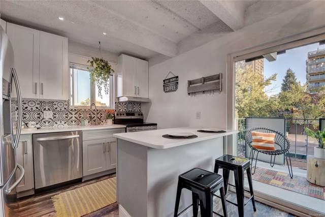 1265 Race Street #401, Denver, CO 80206 (MLS #2836981) :: 8z Real Estate