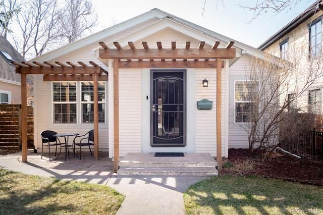 1455 S Elizabeth Street, Denver, CO 80210 (MLS #2837520) :: 8z Real Estate