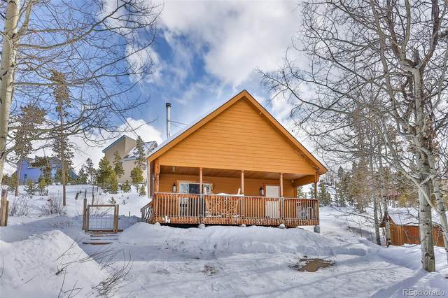 402 Gcr 876  Aka Alpine Dr, Granby, CO 80446 (#2842987) :: Re/Max Structure