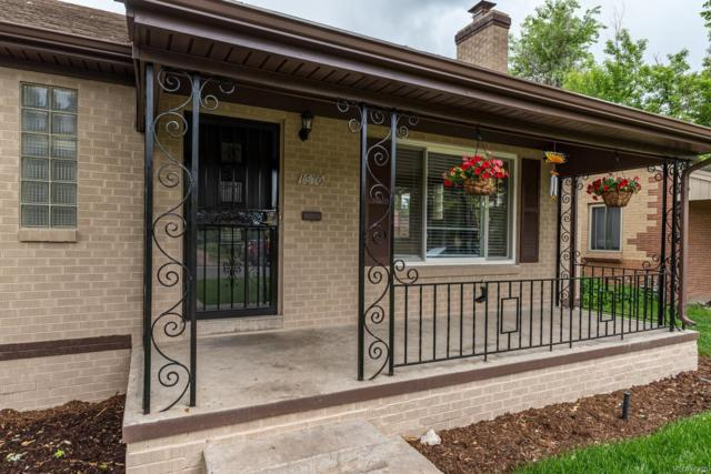 1670 Rosemary Street, Denver, CO 80220 (#2847189) :: Wisdom Real Estate