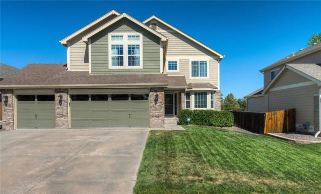 16043 Butterwort Circle, Parker, CO 80134 (#2847198) :: The Heyl Group at Keller Williams