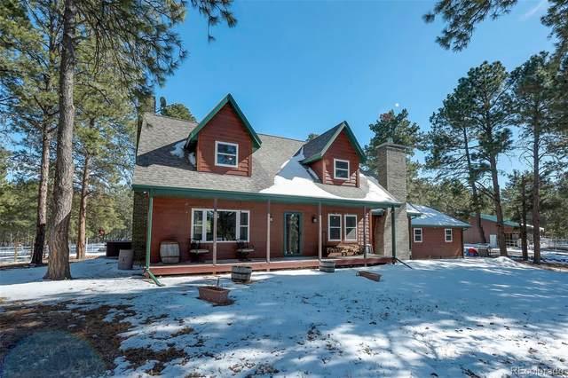 36694 Forest Trail, Elizabeth, CO 80107 (MLS #2849962) :: 8z Real Estate