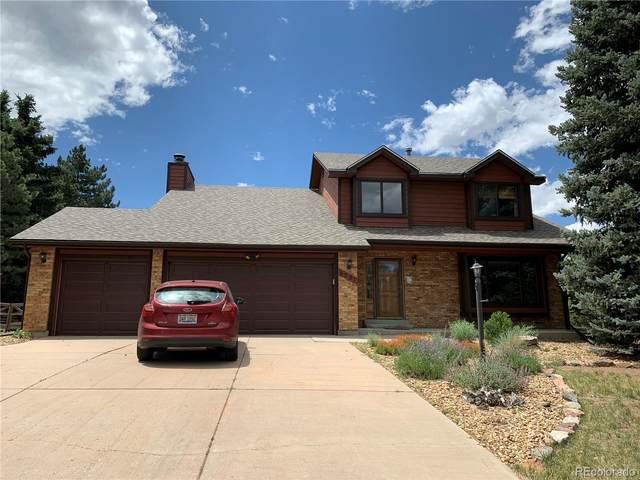 6591 N Windmont Avenue, Parker, CO 80134 (#2855052) :: Peak Properties Group