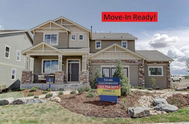 1444 Sidewinder Circle, Castle Rock, CO 80108 (#2856838) :: Bring Home Denver