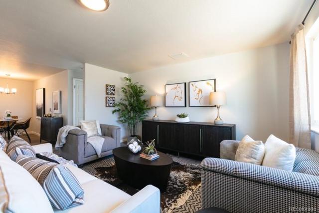 4694 Independence Street, Wheat Ridge, CO 80033 (#2863227) :: The Peak Properties Group