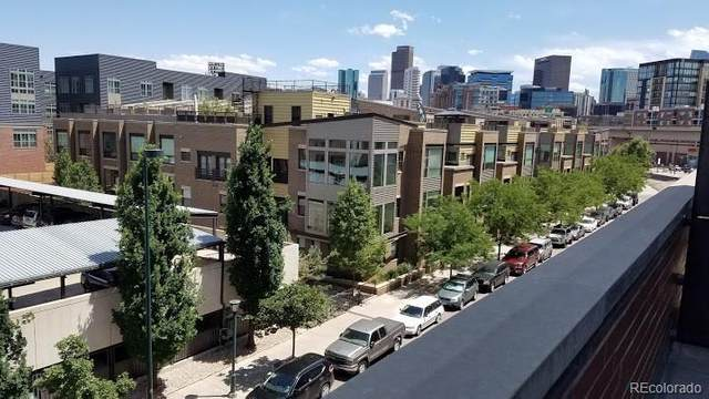 2955 Inca Street 3F, Denver, CO 80202 (#2864148) :: Bring Home Denver with Keller Williams Downtown Realty LLC