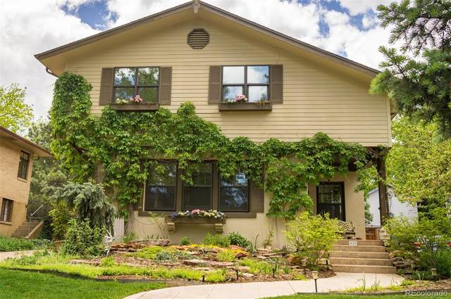 829 13th Street, Boulder, CO 80302 (#2865675) :: The Peak Properties Group