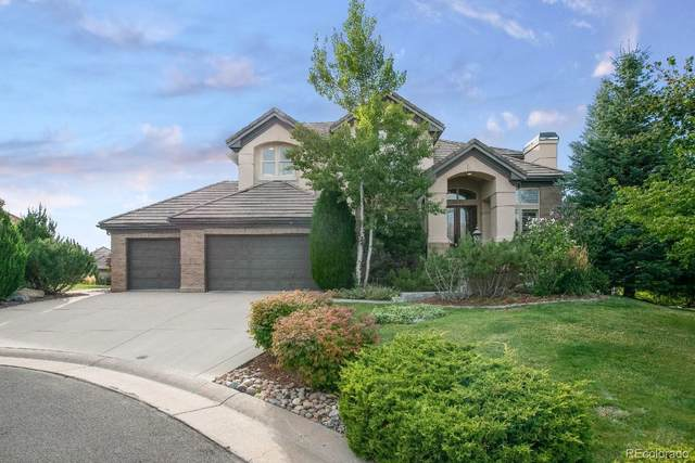 9571 E Silent Hills Place, Lone Tree, CO 80124 (#2867995) :: The HomeSmiths Team - Keller Williams