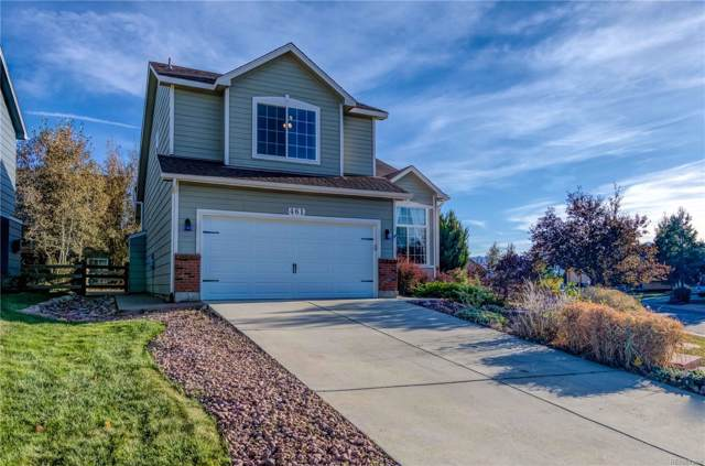 461 Oxbow Drive, Monument, CO 80132 (MLS #2868917) :: 8z Real Estate