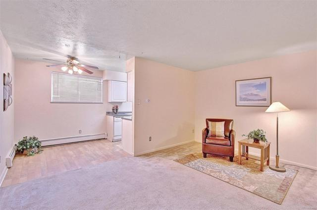 9240 W 49th Avenue #302, Wheat Ridge, CO 80033 (#2870111) :: The Galo Garrido Group