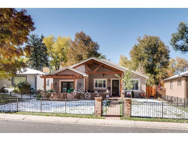 2661 S Adams Street, Denver, CO 80210 (#2873549) :: Thrive Real Estate Group