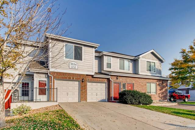 5534 Lewis Street #202, Arvada, CO 80002 (MLS #2873888) :: 8z Real Estate