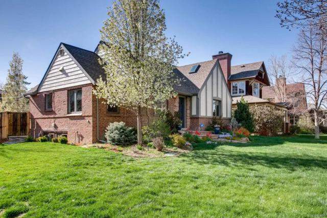 701 Niagara Street, Denver, CO 80220 (#2877266) :: The Pete Cook Home Group