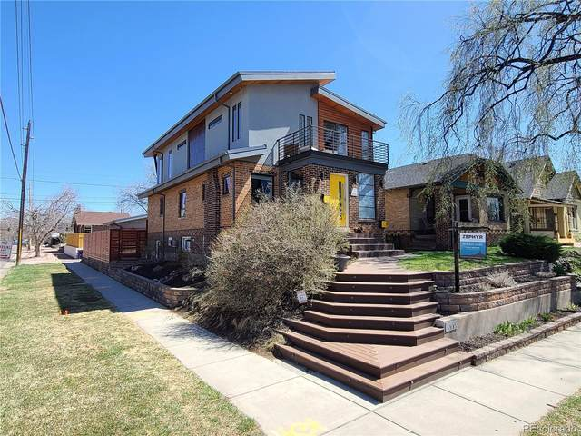 800 S Sherman Street, Denver, CO 80209 (#2877711) :: Portenga Properties