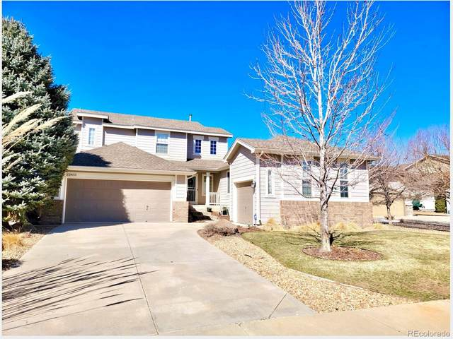 22415 Golfview Lane, Parker, CO 80138 (#2878968) :: The Griffith Home Team