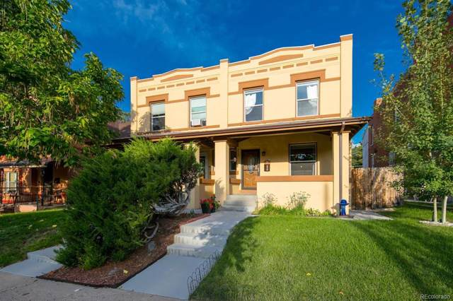 2832 N Humboldt Street, Denver, CO 80205 (MLS #2883157) :: 8z Real Estate