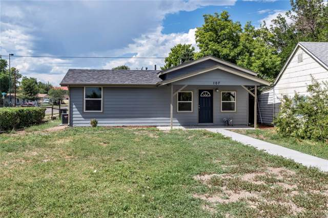 107 Grove Street, Denver, CO 80219 (MLS #2884358) :: Keller Williams Realty