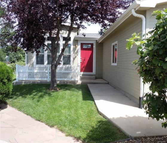 6135 Needlegrass #310, Frederick, CO 80530 (MLS #2887471) :: 8z Real Estate